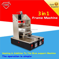 TBK touch screen panel lcd separator glue disassemble machine for iphone ,Sumsung ,Sony,LG
