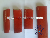 High termperature resistance silicone coated fire sleeve