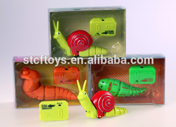 Control Remote animal Type and Plastic Material infrared control snake from China Supplier