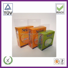 Good quality plastic clear packaging box for cell phone case