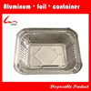 Disposable Enviromental and Hygenic Aluminum Foil Takeaway Container