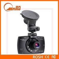G-Sensor Six Colors 2.7inch Car Video Camera Recorder