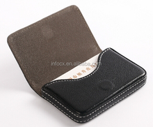 High quality pu leather card holder/card case/credit card holder