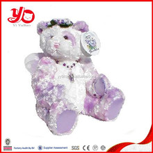 custom cute stuffed plush bear teddy
