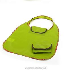 2015 Sell Top Cheap Reusable Folding Shopping Bag Customized