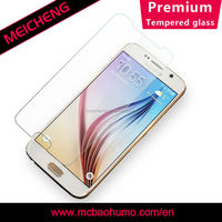 9H hardness tempered glass crystal clear screen protector for samsung galaxy s2 plus