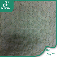 Factory direct french katan saree lace fabric round pattern cotton lace use to knee length lace evening dress