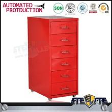 Best selling in Korea under desk small drawer cabinet