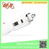 12V plug AC to DC adapter 3 port sockets car cigarette lighter adapter male plug portable car battery charger