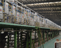strip electro pre painting galvanizing line from plant