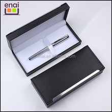 special for VIP customers classic gold silver black luxury pen set with a gift box and LOGO stamped