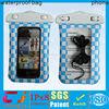 wholesale custom waterproof bag for iphone 5