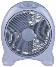 Factory price customised 10'' 2 pin box fan