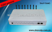 gsm gateway with vpn provide for pak, india and other country