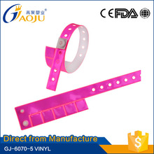 Direct from professional manufacturer most popular all inclusive wristbands