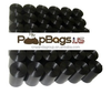 Biodegradable Black Dog Poop Bags