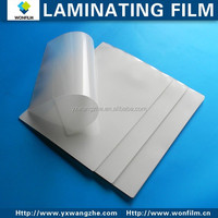 laminating pouch films with all kinds and thickness