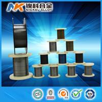 ASTM 2063 shape memory Ni Ti alloy Nitinol 55 Nitinol 60 wire