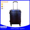 cool style men and women's suitcase eco PP material light weight suitcase sets with TSA lock