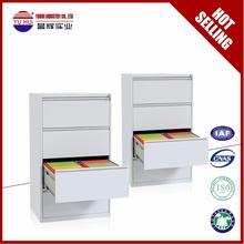 Factory Production 4 drawer Office pedestal / pedestal drawer cabinet for sale