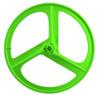 3 Spokes aero spoke magnesium bike wheel 700C 29inch for 8/9/10 speed mountain bike and road bike
