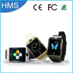 Newest high fashion bluetooth nfc smart watch apro, 2015 competitive price apro smart watch phone for andriod or IOS