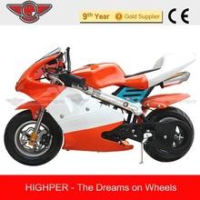 Chino barato 49cc mini moto de bolsillo para la venta( pb008)