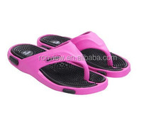 Latest design children beach flip flops for walking