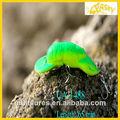 gusano de pesca ofrecer el artículo de plástico duro de pesca con cebo
