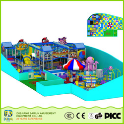 Goods From China Naughty Castle Ocean Series Kids Park Games OEM Children Soft Indoor Play Land Playground