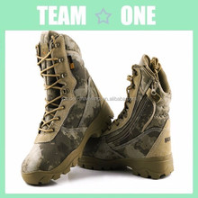 Men Tactical Outdoor Hunting Lightweight Combat Boots Camo