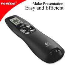 2.4G RF Mini Wireless Laser Pointer Presenter Wireless Presenter R800 Powerpoint mouse laser