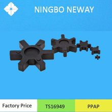 Factory supply solid rubber toy wheels