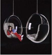 neuank mmling hohe transparentem acryl h ngen egg chair f r wohnkultur. Black Bedroom Furniture Sets. Home Design Ideas