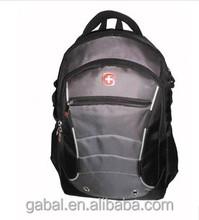 "14"" fashion 1680D nylon travel camping hiking swisswin laptop backpack rucksack bags"