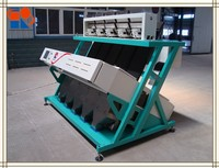 Grain Processing Machinery,CCD kidney beans color sorter machine