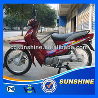 SX110-10 Africa Hot Gas 110CC New Year Cub Moped