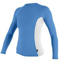 UV Sun Protection Women's Basic Skins Long-Sleeve mma rash guard /surfing