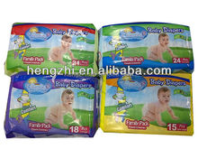 OEM Happy Baby Diaper with scent , Royal baby diaper