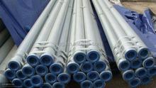 Caliente tubo galvanizado para la construcción con BS 1387, ASTM A36 estándar ( Q195 / Q235 / Q345 )