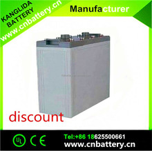 Longest Life Lead Acid Battery Solar Battery 2v 600ah 700ah 800ah 900ah 1000ah