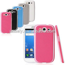 Silicon Case for Samsung Galaxy S3 III i9300 Mobile Phone Cover