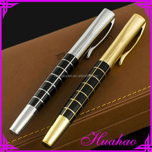Hot selling good quality roller metal pen wholesale stationary metal stylus pen roller ball pen