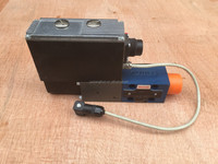 Rexroth proportional valve VT-DFPE-C-22/G24K0/2AOV/V PQ valve electric hydraulic proportional valve