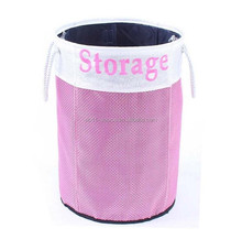 Textilene Folding clothes laundry basket