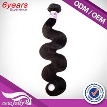 2014 Hot Selling Cuticle Dyeable Fast Shipment Hair Claw Ponytail