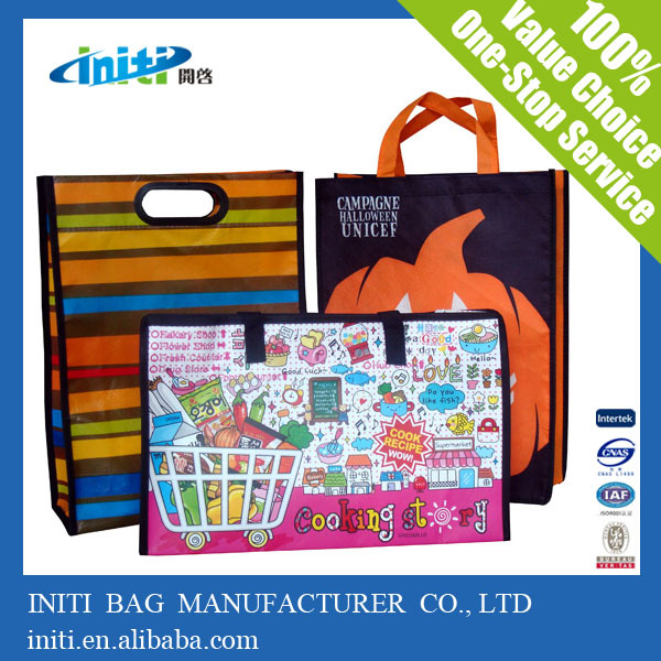 2015 Wholesale Reusable Non Woven Shopping Bag For Shopping