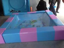 indoor soft amusement park kids water bed price