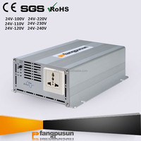 Export quality solar grid tie inverter 24v 220v for 600watts