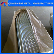 z80 non asbestos corrugated roofing sheets